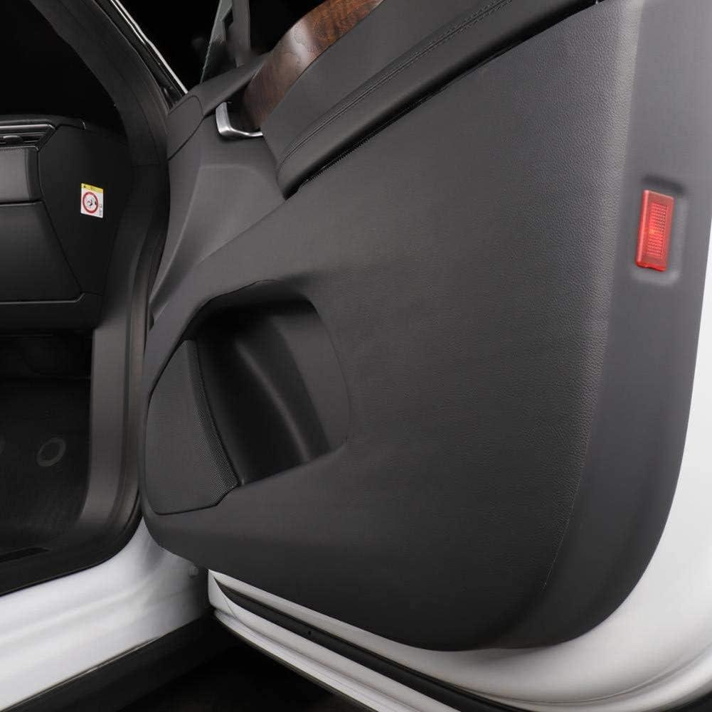 LGNB Unsichtbare Autot/ür Anti Kick Pad Schutz Seitenkante Filmschutz Aufkleber F/ür Tesla Model X 2017-2019