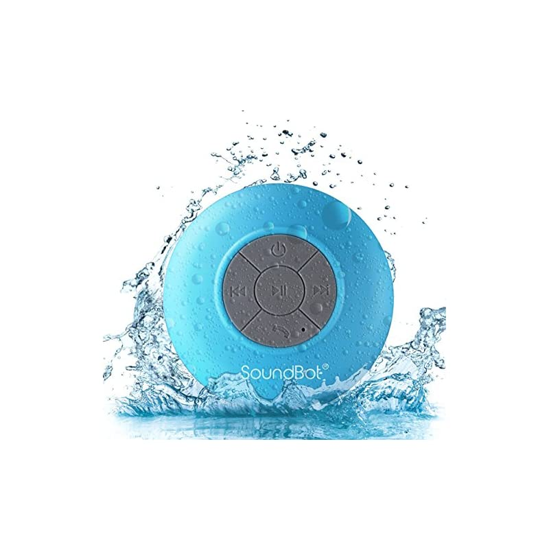SoundBot SB510 HD Water Resistant Blueto