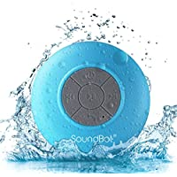 SoundBot SB510 HD Water Resistant Bluetooth 3.0 Shower...