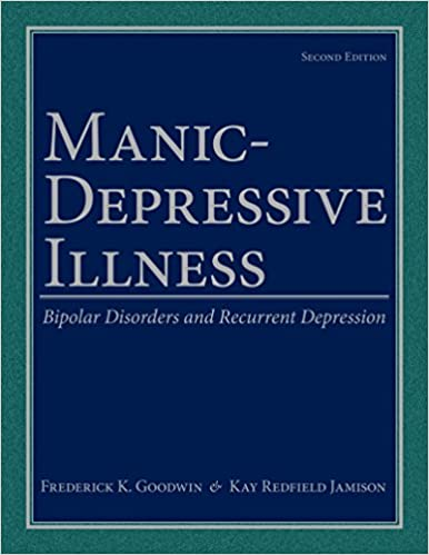 Manic depressive illness bipolar disorders and recurrent depression manic depressive illness bipolar disorders and recurrent depression kindle edition by frederick k goodwin kay redfield jamison fandeluxe Choice Image