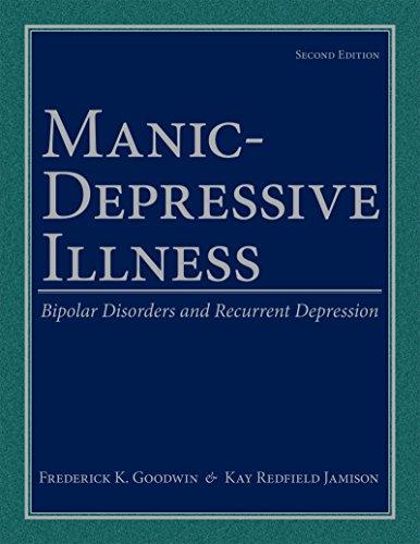 Download Manic-Depressive Illness: Bipolar Disorders and Recurrent Depression Pdf
