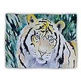 Kess InHouse Padgett Mason ''Tiger'' Pet Dog Blanket, 60 by 50-Inch