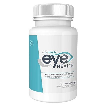Eye Health - Suplemento Dietético Para La Salud Ocular - Cuidado General De la Vista -