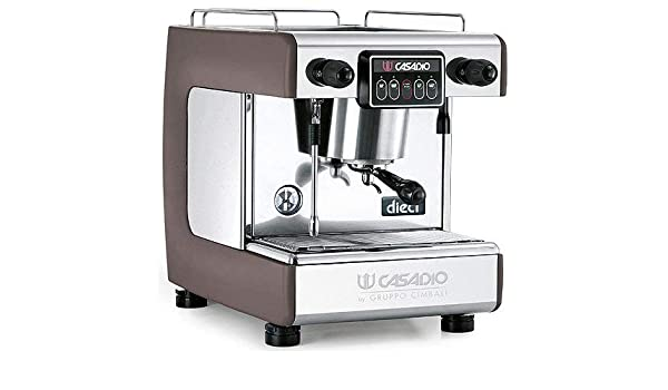 Amazon.com: Casadio Dieci A/1 2 Group Automatic Espresso Machine: Kitchen & Dining