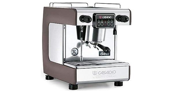 Amazon.com: Casadio Dieci A/1 2 Group Automatic Espresso Machine: Kitchen & Dining