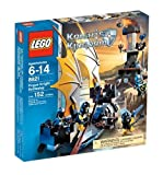 : LEGO Knights Kingdom Rogue Knight Battleship