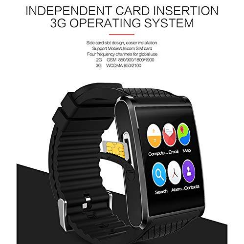 Amazon.com: Smart watch 3G X11 with Bluetooth GPS Motion Tracker ...