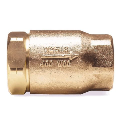3/8 inch Threaded Bronze Spring Check Valve 6110201