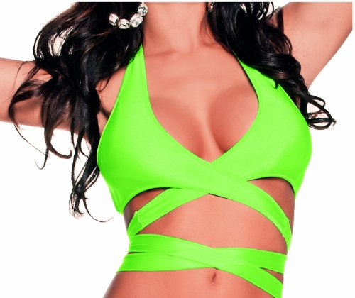 i Way Top, Neon Green One Size ()