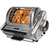 Ronco ST5250SSGEN EZ Store Stainless Steel Rotisserie Oven, Silver