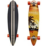 RIMABLE Pintail Longboard (41 Inch,Hawaii)