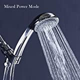 Ezelia Faucet 5-Spray Hand Held Shower Head with