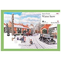 Active Minds 35 Piece Winter Snow Jigsaw Puzzle | Specialist Alzheimer