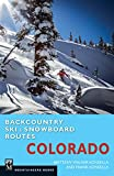 Backcountry Ski & Snowboard Routes: Colorado
