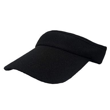 ZZM Deporte Visera para el Sol Sombrero Gorra de Golf Gorra de ...