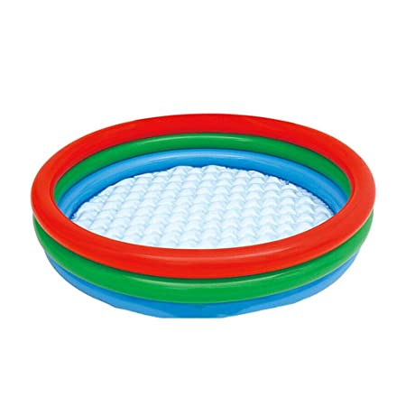 LYM & bañera Plegable Piscina Inflable para niños pequeños ...