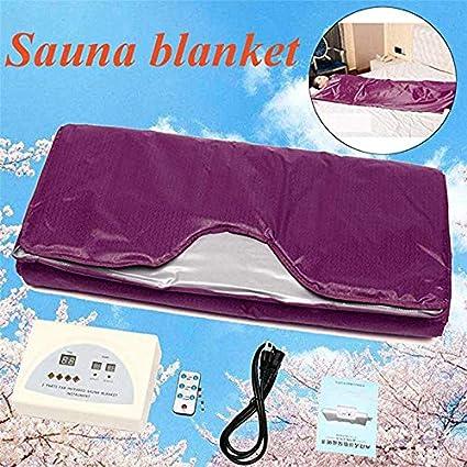 Amazon.com: AINY - Manta para sauna infrarrojo lejano con ...