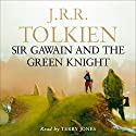 Sir Gawain and the Green Knight Hörbuch von J. R. R. Tolkien Gesprochen von: Terry Jones