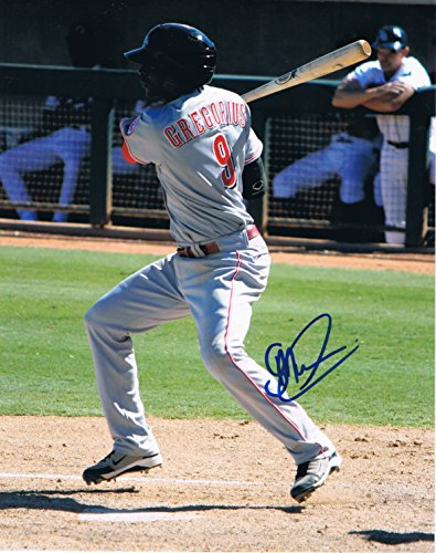 Didi Gregorius Signed 8x10 Photo New York Yankees Autograph by Signed Picture