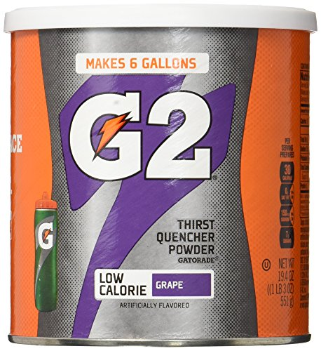 Gatorade Thirst Quencher Powder Calorie product image