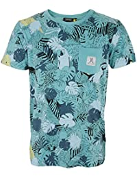 Men's Wild Aop Short Sleeve Shirt