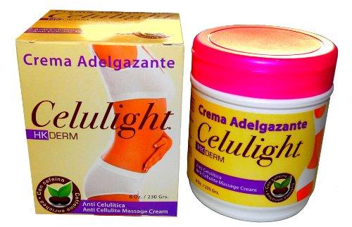 Celulight caféine et Eucaliptus Minceur & Crème Anti-Cellulite 8 Oz.