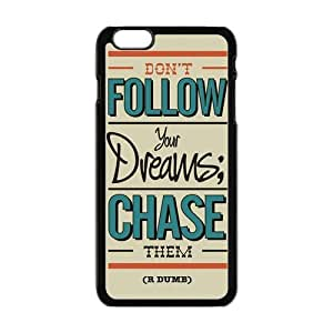 "Danny Store Hardshell Cell Phone Cover Case for New iPhone 6 Plus (5.5""), I'm In Love With You And All Your Little Things"