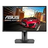 ASUS MG248Q 24IN Gaming Monitor 1920x1080 144Hz 1ms HDMI DisplayPort DVI-D 3D Vision W/SPEAKERS