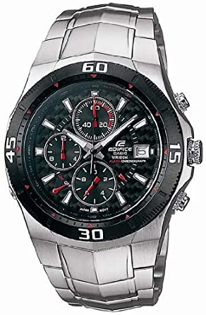 e5d44e9552c2 Amazon.com  Casio Edifice Chronograph Mens Watch   EF-514SP-1A  Watches