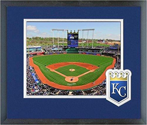 MLB Kansas City Royals Kauffman Stadium Stadium Photo (Size: 13