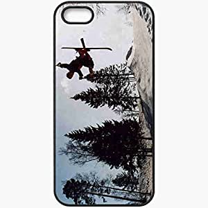 Personalized iPhone 5 5S Cell phone Case/Cover Skin 2263 1 Black