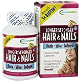 LONGER STRONGR HAIR/NAILS SFGL 60