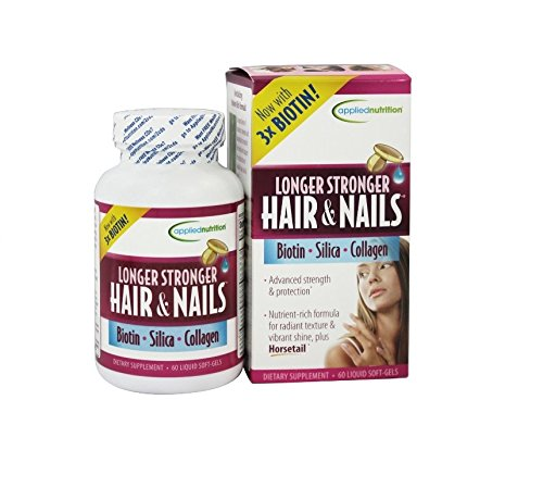 LONGER STRONGR HAIR NAILS SFGL product image