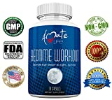 Amate Life Bedtime Workout - Nocturnal Fat Burner - Amino Acids Source - Stimulates Metabolism While You Sleep - Burn Fat at Night Sleeping - for Men & Women Made in USA Non GMO Dietary Supplement