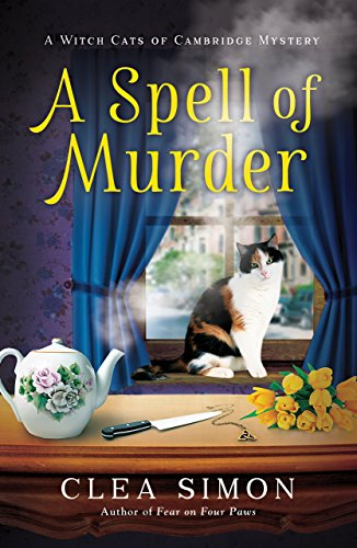 A Spell of Murder (Witch Cats of Cambridge Book 1)