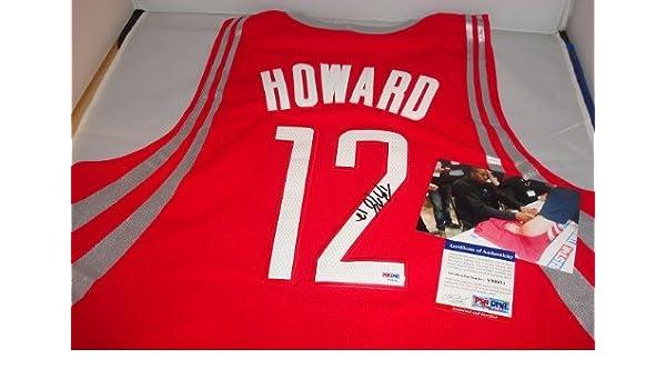 new style 3d8db ac668 Dwight Howard Signed Houston Rockets Jersey, PSA/DNA ...