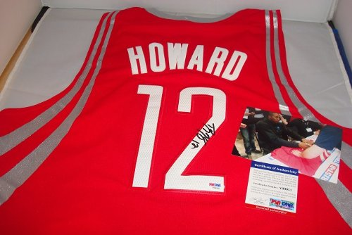 Dwight Howard Signed Houston Rockets Jersey, PSA/DNA Authentic, Picture