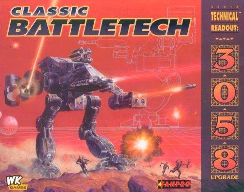Technical Readout 3058 Upgrade  Battletech