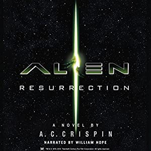 Alien: Resurrection Audiobook