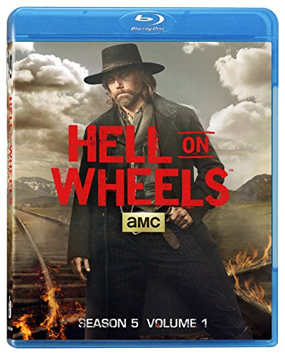 Hell on Wheels, Season 5, Volume 1 [Blu-ray]
