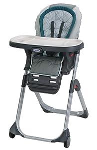 Graco DuoDiner 3-in-1 Baby High Chair, Luke