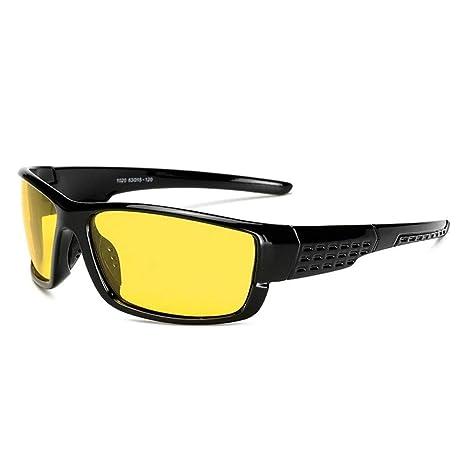 H.Y.FFYH Gafas de Sol Gafas de Sol de Moda para Hombres ...