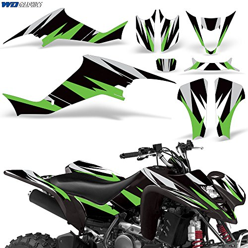 Wholesale Decals Suzuki LTZ 400 2003-2008 Custom Graphics Kit Venom Race  Design