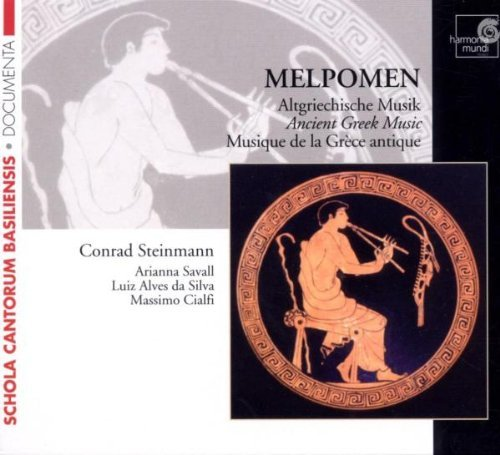 Price comparison product image Ancient Greek Music For An Athenian Symposium C450 Bc by Anonymous (2005-08-02)