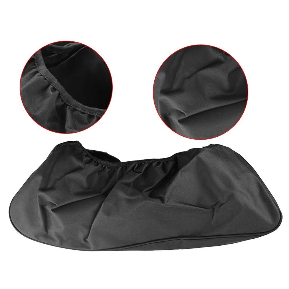 Winch Cover, Waterproof UV Resistant Winch Dust Cover Driver Recovery 8500 to 17500 lbs