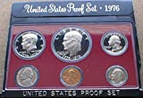 1976 U.S. PROOF SET IN THE ORIGINAL U.S. MINT PACKAGING GEM FROSTED PROOF