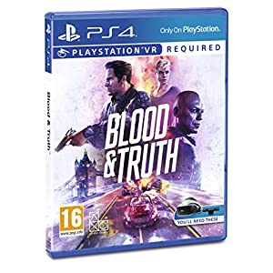 Blood & Truth (PS VR) (PS4...