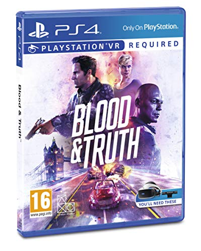 Blood & Truth (PS VR) (PS4)