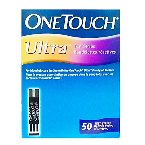 OneTouch Ultra Blue Test Strips - 50 BX. One Touch Ultra Test Strips use a Fastdraw design to automatically draw blood into the strip, making blood glucose testing fast, simple and less painful for anyone with diabetes.