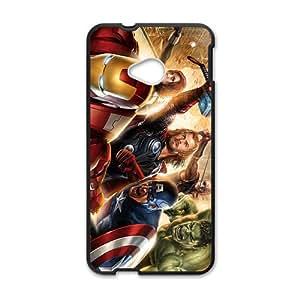 RHGGB Creative Capital America Design Best Seller High Quality Phone Case For HTC M7